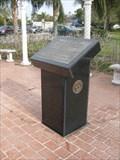 Image for Alan Shepard Memorial - Admiral Farragut Academy - St Petersburg, FL