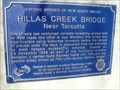 Image for The Little Sydney Harbour Bridge. Tarcutta. NSW. Australia.