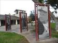 Image for Gardner Community Center Murals (Circle of Heroes)  -  San Jose, CA