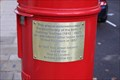 Image for Trollope Pillar Boxes - Rutland Gate, London, UK