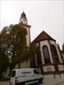 Image for Bell tower - Hospitalkirche - Stuttgart/BW/Germany