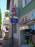Image for Sign at Kur Apotheke, Frankfurter Straße 119, Bad Vilbel - Hessen / Germany