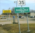 Image for Russellville, MO - Population 807