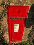 Image for Victorian Wall Post Box - Lower Bordean, near Petersfield, West Sussex, UK