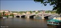 Image for The Mánes Bridge in Prague / Mánesuv most v Praze