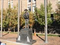 Image for Lucky 7 - Hank Williams, Sr. Statue - Montgomery, Alabama