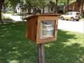 Image for Free Little Library Near 1015 E. Washington - Navasota, TX