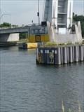 Image for L'échelle de crue du Canal Léopold, Zelzate, Belgique