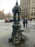 Image for Wallace Fountain - Barcelona. Spain