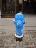 Image for Snow Flakes Hydrant - Oshawa, Ontario, Canada