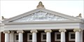 Image for Cabell Hall Pediment - Charlottesville, Virginia
