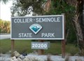 Image for Collier-Seminole State Park