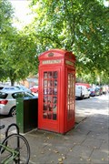 Image for Red Telephone Box - South Grove, London, UK