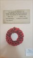 Image for Combined WWI / WWII memorial plaque - St Mary - Nettlestead, Suffolk