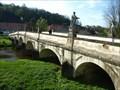 Image for barokní most - Námešt nad Oslavou, okres Trebíc, CZ