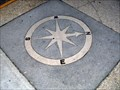 Image for Street Corner Compass Rose - Ocean City, NJ