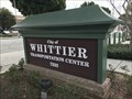 Image for Southern Pacific Railroad Depot, Whittier - Whittier, CA