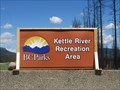 Image for Kettle River Provincial Recreation Area - Westbridge, British Columbia