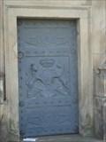 Image for Door @ Waterloo Column - Hannover, Germany, NI