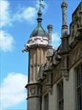 Image for Gargoyles, Knebworth House, Knebworth, Herts, UK