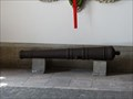 Image for Cannon in Christiansborg Castle - Copenhagen - Denmark