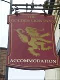 Image for The Golden Lion Inn, Bridgnorth, Shropshire, England