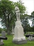 Image for Soldiers' Monument - Oak Woods Cemetery, Chicago, IL