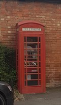 Image for Red Telephone Box - Seymour Road - Burton on the Wolds, Leicestershire