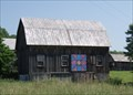 Image for Athens Ridges Cross & Clover Block  Quilt Barn  -  Amesville, OH