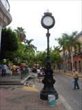 Image for Lion Clock  -  Mazatlan, Sinaloa, Mexico
