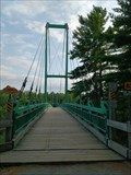 Image for LARGEST - French River Snowmobile Bridge - Canada