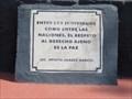 Image for Benito Juárez - Benito Juárez Statue - Cancun, Mexico