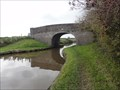 Image for Bridge 3 Over Shropshire Union Canal (Middlewich Branch) - Barbridge, UK