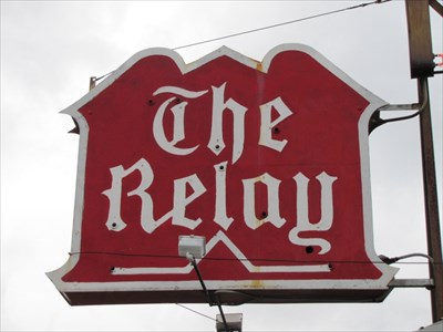 The Relay Sign, Vallejo, CA