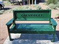 Image for Paul Ponzetti, Jr. Memorial Bench - Apache Junction Arizona