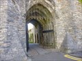 Image for LLandaff Castle - Ruin - Cardiff, Capital of Wales.