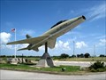 Image for North American Aviation F-100F Super Sabre - Texas City, TX