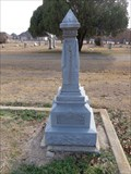 Image for Addie J. Chambers - Sanger Cemetery - Sanger, TX