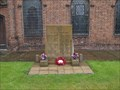 Image for Holmes Chapel  War Memorial, Cheshire, UK
