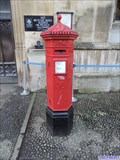 Image for Victorian Post Box - King's Parade, Cambridge, UK