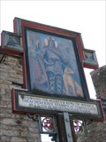 Image for Edward the Martyr - The Square, Corfe Castle, Dorset, UK