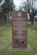 Image for Historic Butterfield Trail in Indian Territory