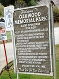 Image for Oakwood Memorial Park - Chatsworth, CA