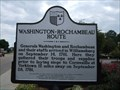 Image for Washington - Rochambeau Route