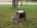 Image for Hitching stone – Owatonna, MN