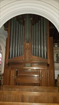 Image for Church Organ - St Mary - Brome, Suffolk