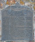Image for First Permanent Settlers in Escalante