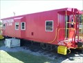 Image for Great Southern Railway X500 Caboose - Irondale, Alabama
