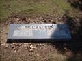 Image for 107 - Anna McCracken - Fairlawn Cemetery - OKC, OK