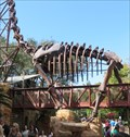 Image for Brachiosaurus - Satellite Oddity -  Animal Kingdom, Orlando, Florida, USA